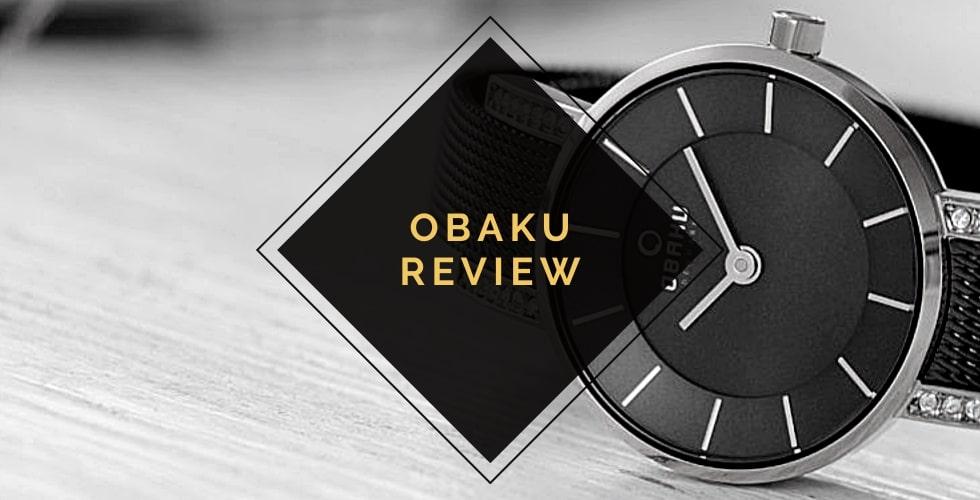 Obaku watches review