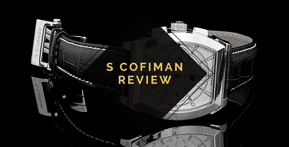 S Cofiman watches review