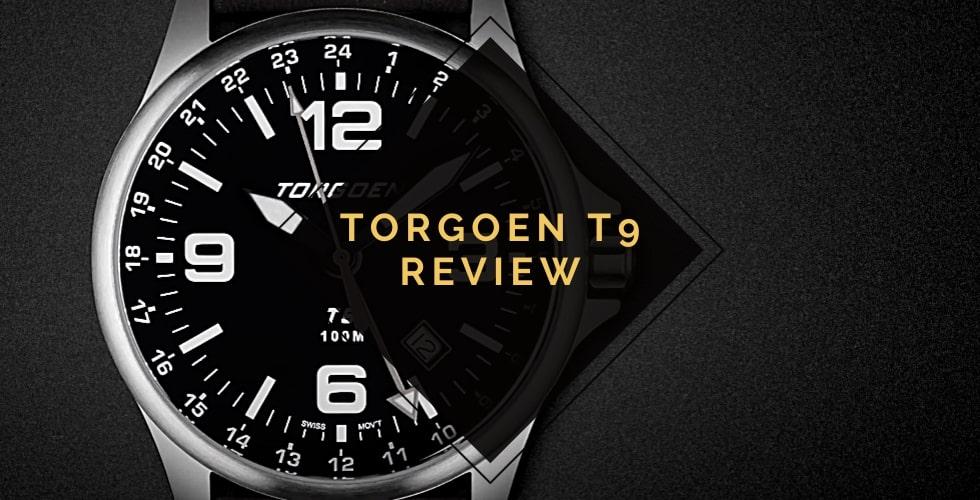 Torgoen T9 watch review